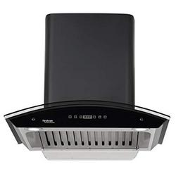 Hindware-Nevio-Black-60-Auto-Clean-Auto-Clean-Wall-Mounted-Chimney
