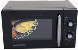 Morphy-Richards-20-L-Solo-Microwave-Oven-Black