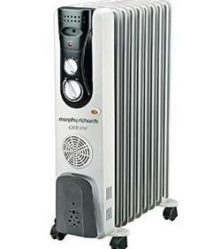 Morphy-Richards-OFR-9F-9-Fin-2400-Watt-Oil-Filled-Radiator-With-PTC-Fan-Heater-Grey