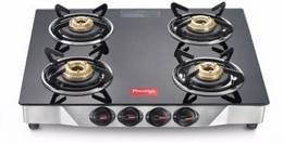 Prestige-Deluxe-Glass-Stainless-Steel-Manual-Gas-Stove-4-Burners
