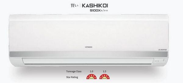Kashikoi-5100X-HP-Hitachi-Air-Conditioner