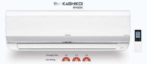 Kashikoi 5400X Hitachi Air Conditioner