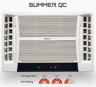 Summer-QC-Hitachi-Air-Conditioner