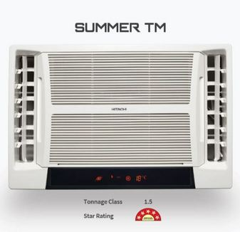 Summer-TM-Hitachi-Air-Conditioner
